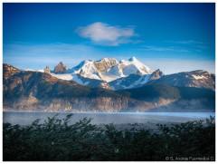 Glaciar Nef, Campos de Hielo Norte.