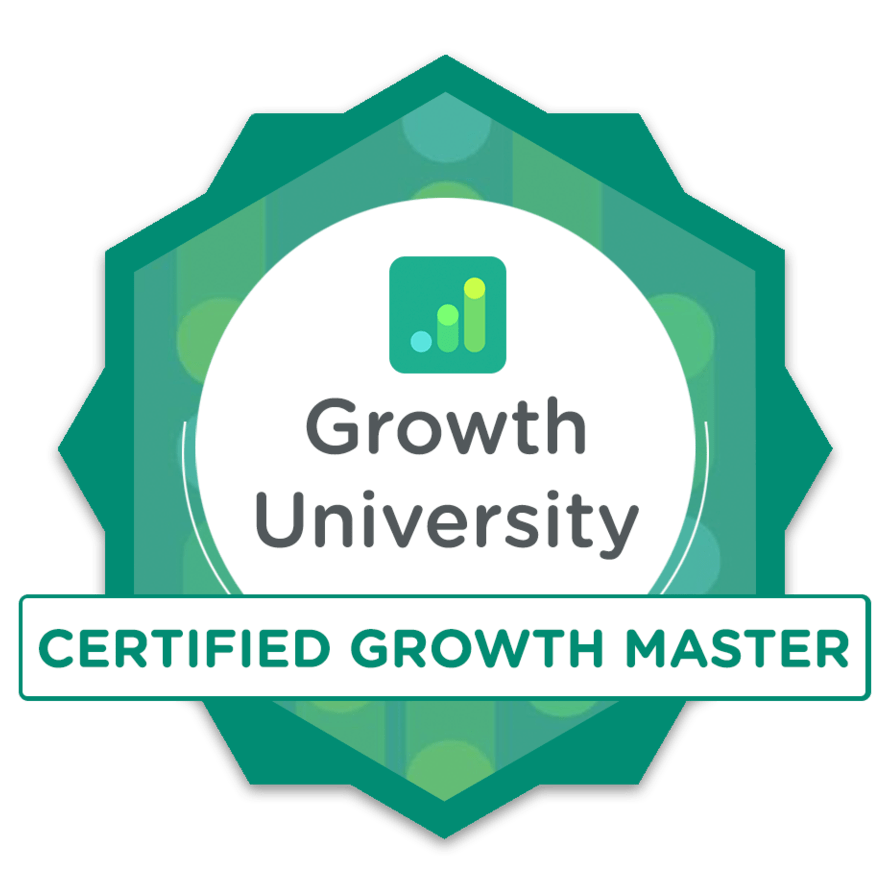 Growth-Master-Badge